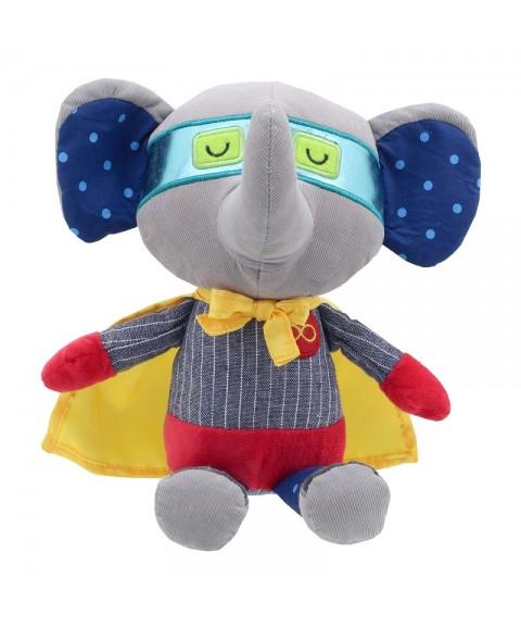 Peluche Elefante Superhéroe