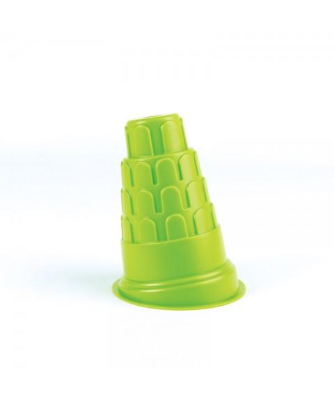 Torre de Pisa juguete de playa