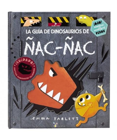 La guía de dinosaurios de...