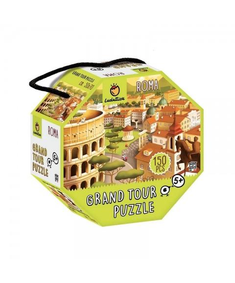 Puzzle Grand Tour Roma