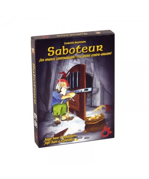 Saboteur - Los enanos...