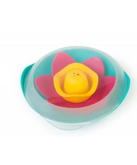 Juguete baño Flor