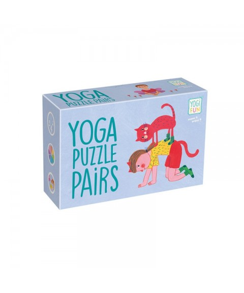Yoga Puzzles de parejas