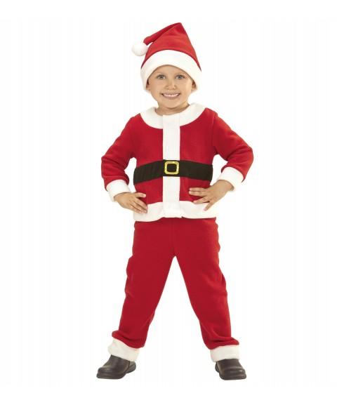 Traje infantil de Papá Noel...