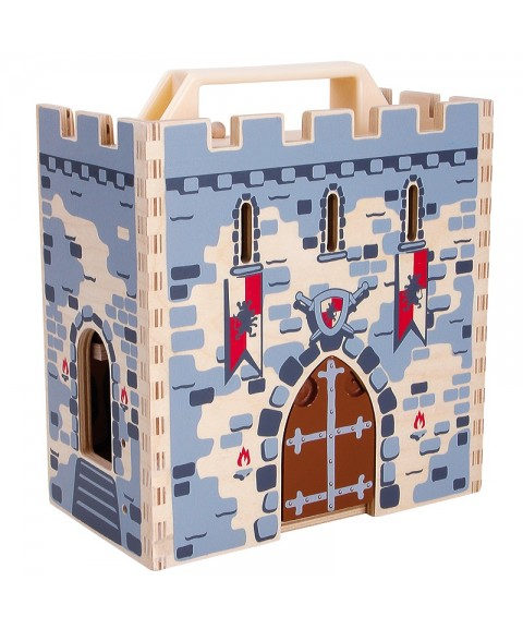 Maletín Castillo medieval