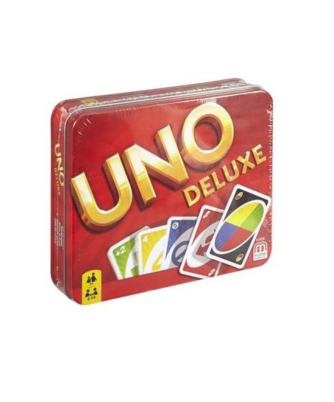 UNO Deluxe - juego de cartas