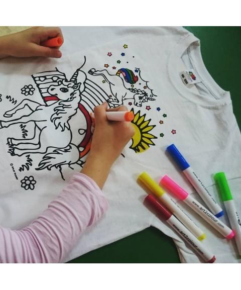 Ejemplo - coloreando camiseta