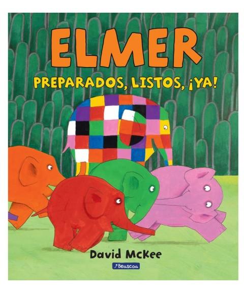 Elmer Preparados, listos, ¡ya!