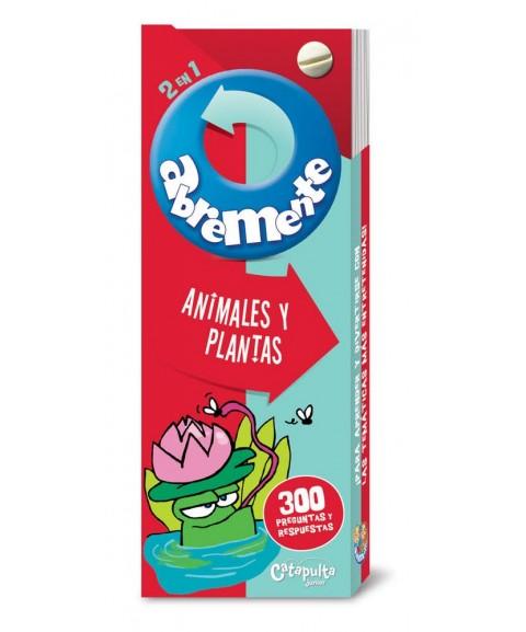 ABREMENTE 2 en 1: Animales...