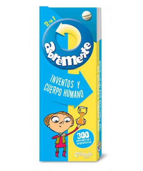 ABREMENTE 2 en 1: Inventos...