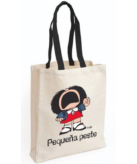 """Bolsa Mafalda """"Pequeña peste"""""""