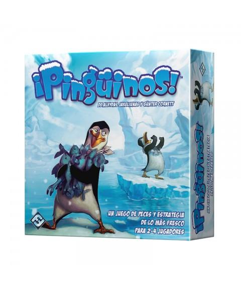 ¡Pingüinos!