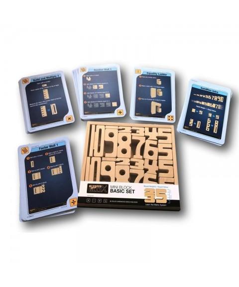 SumBlox Mini Set Familiar