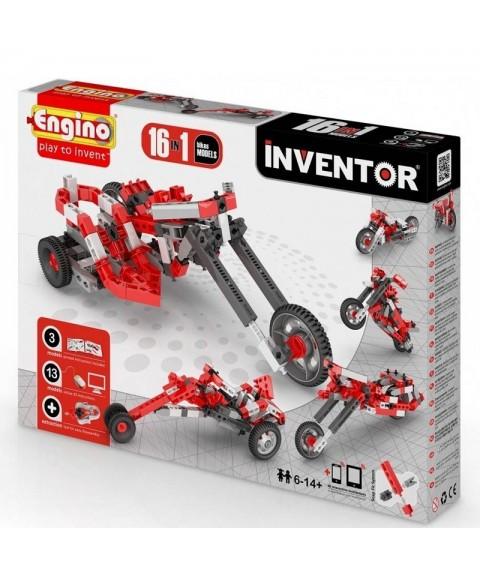 Construcción - motos 16...