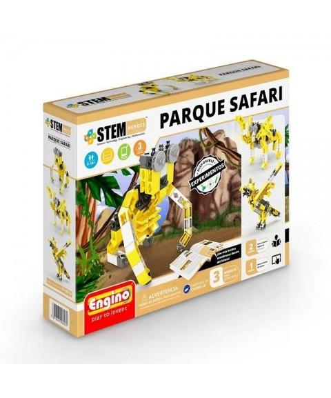 Construcción - STEM Safari...