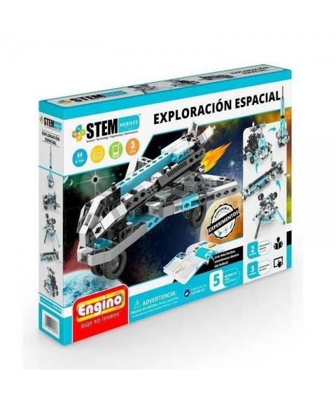 Construcción - STEM Espacio...