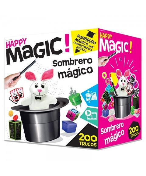 Sombrero mágico 200 trucos...