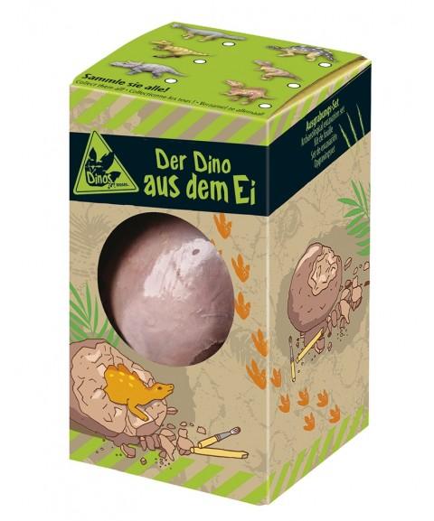 Huevo de dinosaurio