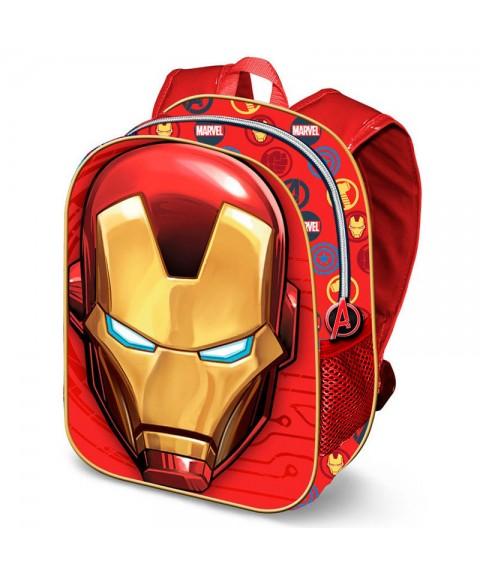 Mochila 3D Iron Man 31cm