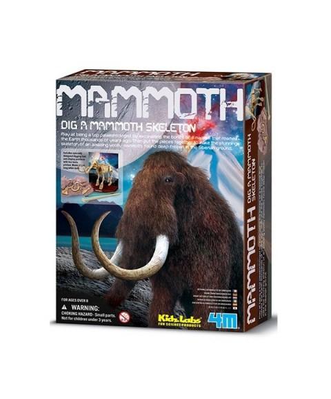 Descubre un Mamut