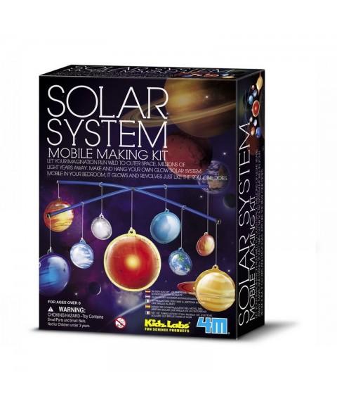 Construye tu sistema solar