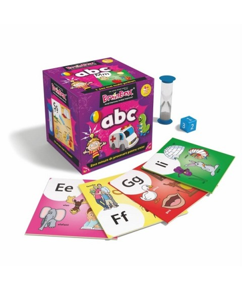 Brainbox abc Español
