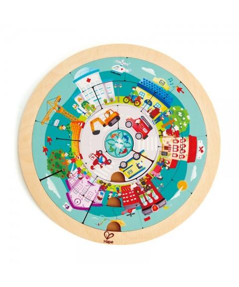 Puzzle Rotonda...