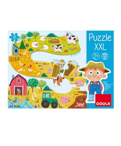 Puzzle XXL Granja