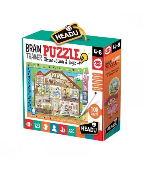 Juego Brain Trainer Puzzle