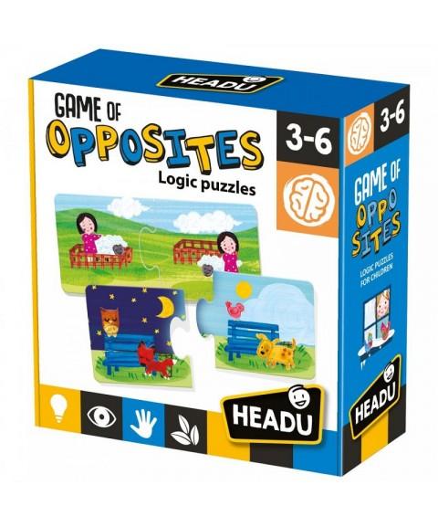 Puzzle Opposites - Contrarios