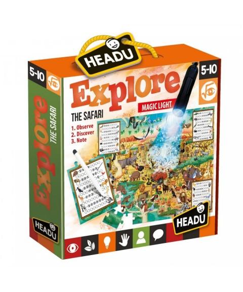 Juego Explore Safari