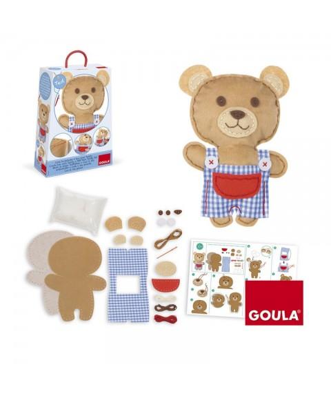 Oso Ted para coser