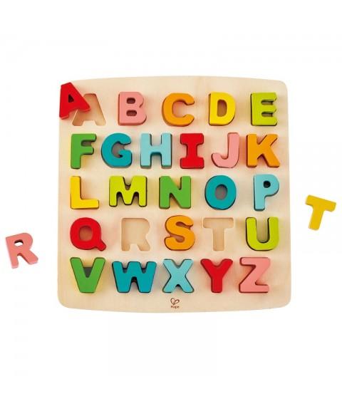 Encajable Alfabeto Mayúsculas