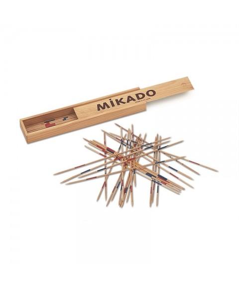 Mikado caja de madera