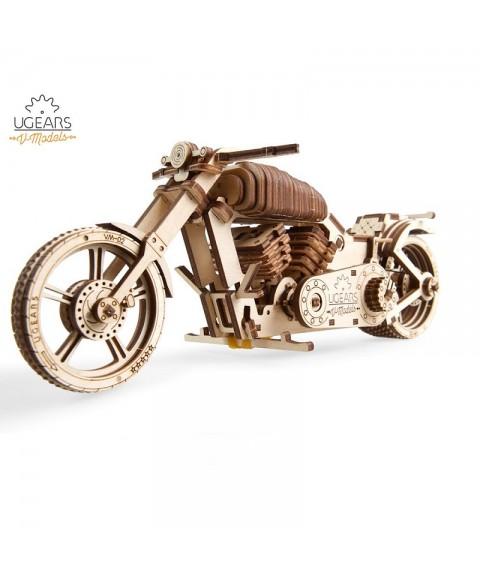 Maqueta Moto Mecánica