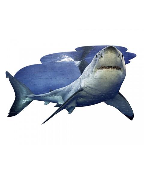 Puzzle Tiburón