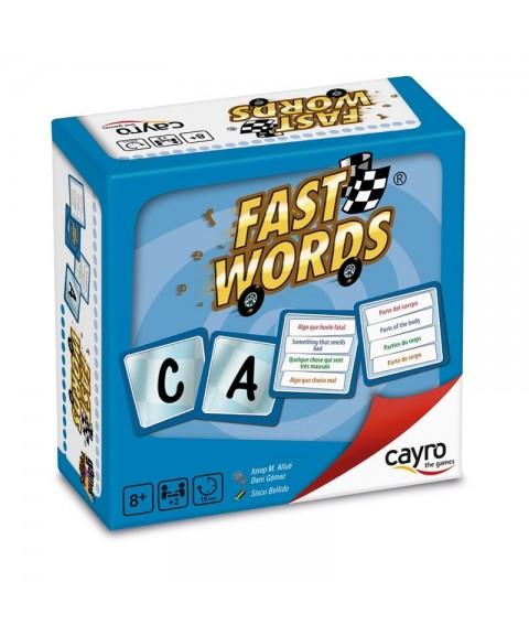 Fast Words juego de palabras