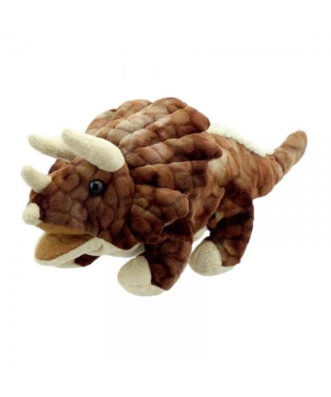 Marioneta Baby Triceratops